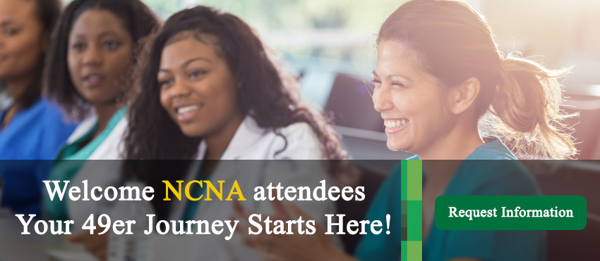 Welcome NCNA Attendees