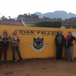 Norm in Stellenbosch, South Africa working with Elementary Education students.