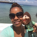 Norm went on a cruise to Mexico with Raquel Felix-Keith! She is in the Special Education Graduate Certificate K-12 – Adapted Curriculum program.